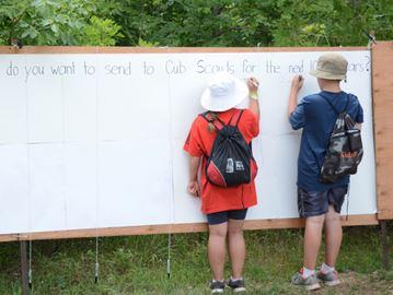 Cub Scout Jamboree