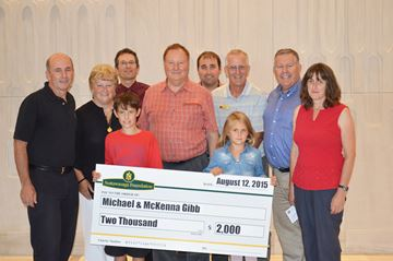 Nottawasaga Foundation helps Alliston family
