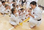 Hundreds of karate students compete in IOGKF competition