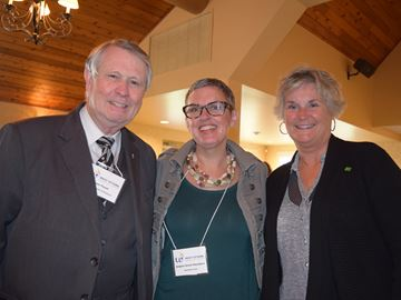 Saunders Farm is 'amazing', West Ottawa Board of Trade hears