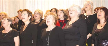 Women invited to sing at new afternoon choir; News members, all vocal – Image 1