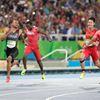 Canada's De Grasse helps capture bronze