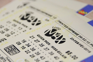 The Ontario Lottery and Gaming Commission (OLG) says a $15 million winning lottery ticket was sold somewhere in the Dufferin County, Peel area.