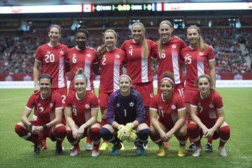 Canada women to play June home matches-Image1