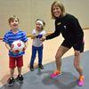 Collingwood YMCA hosts Healthy Kids Day