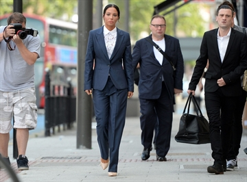 Ex-'X Factor' judge Tulisa fined for blogger blow-Image1