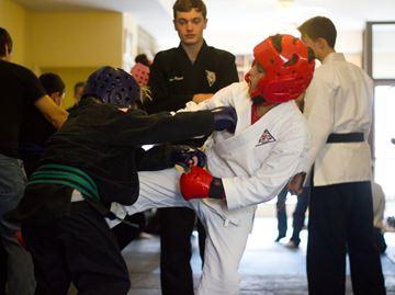 Tottenham karate school finishes strong