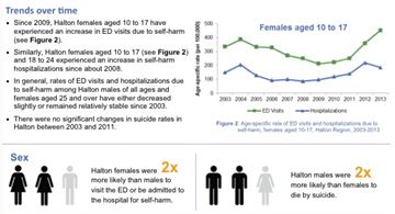 2003-2013 Halton Self-Harm and Suicide Report