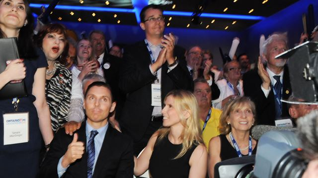 Barrie S Patrick Brown New Ontario Pc Leader Yorkregion Com