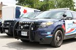 Shelburne police cruiser involved in crash
