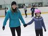 Families enjoy free public skating in Tottenham