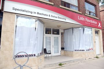 Latin Revolution Dance Academy is a new business at 3289 Lake Shore Blvd W.