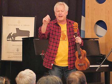 Midland to host Ontario's first ukulele festival