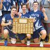 St. Theresa's teams win Georgian Bay boys AA volleyball championships