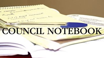 Council notebook