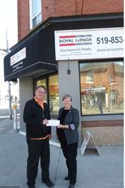Royal LePage Escarpment Realty taps into Town's Community Improvement Plan