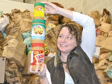 160,000 pounds of food, $100,000 needed at Barrie Food Bank