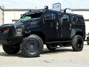 Armored vehicle company leaving Innisfil
