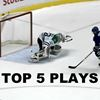 NHL TOP 5 PLAYS