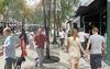 Downtown Brampton - Option B visualization
