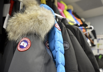 Canada Goose parka outlet fake - Canada Goose sues Sears over parka design
