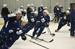 Maple Leafs to bring young guns to Collingwood