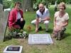 In memory of Titus Geer Simons