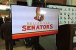 New Senators logo