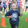 Holy Cross feeder school cross-country race