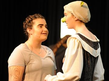 Shrek heads to Oakville's St. Mildred's-Lightbourn School
