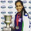 Burlington tennis players named OUA all-stars