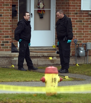 Country Hills Kitchener Shooting
