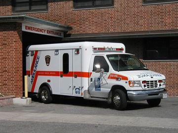 Durham Region EMS Ambulance