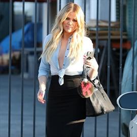 Khloe Kardashian loves living with Rob-Image1