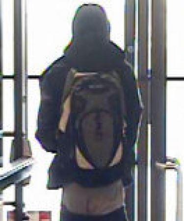 Suspected robber