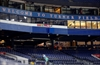 Turner Field US flag at half-staff after fan dies in fall-Image1