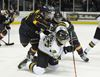 London Knights edged 4-3 by Barrie Colts