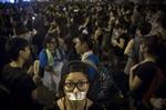 Pro-democracy protest