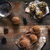 Homestead Easy Chocolate Truffles