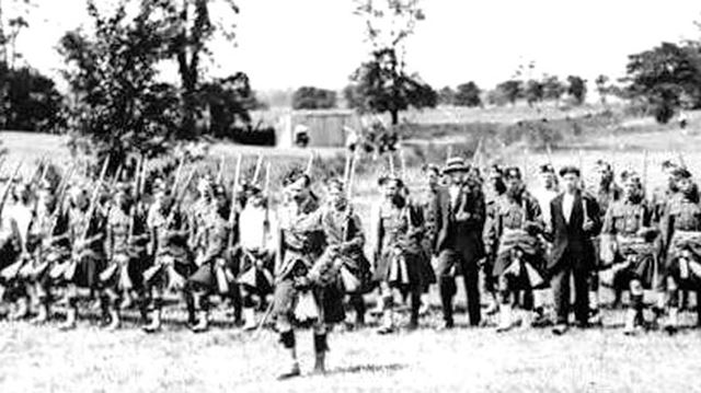 Long Branch Rifle Ranges