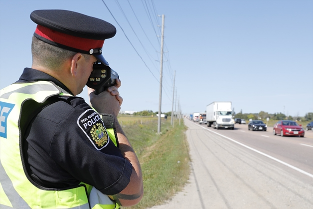 471 charges in Hwy  50 road safety blitz in Brampton, Caledon