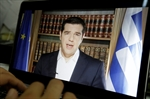 Greek campaigns neck and neck before crucial referendum-Image1