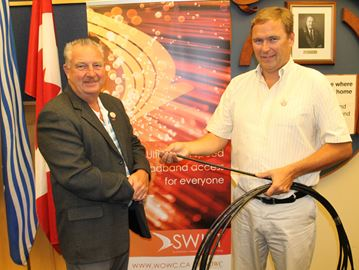 Grey County thrilled with SWIFT funding