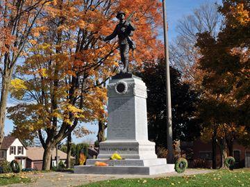 Orangeville memorial