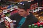 Police look to identify suspect in alleged Burlington shoplifting case