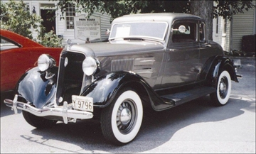 Windsor-built 1934 Plymouth with one owner 53 years!– Image 1
