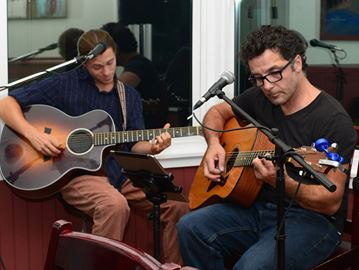 Meaford's live music scene exploding