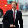 Britain's Prince William leaves hospital following birth of baby girl-Image1