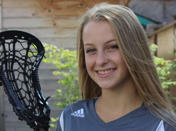 Oakville Lady Hawks player youngest Canadian at U19 lacrosse worlds