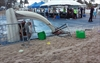 Police: 3 children hurt when waterspout uproots bounce house-Image1